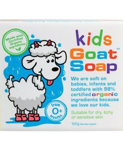 Organic Goat Soap Kids 100g