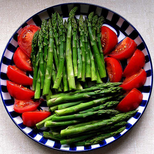 spring vegetables sc by Muffet, on Flick