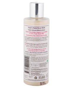 Hope's Relief Shea Butter, Cocoa Butter and Goats Milk Body Wash (250ml)