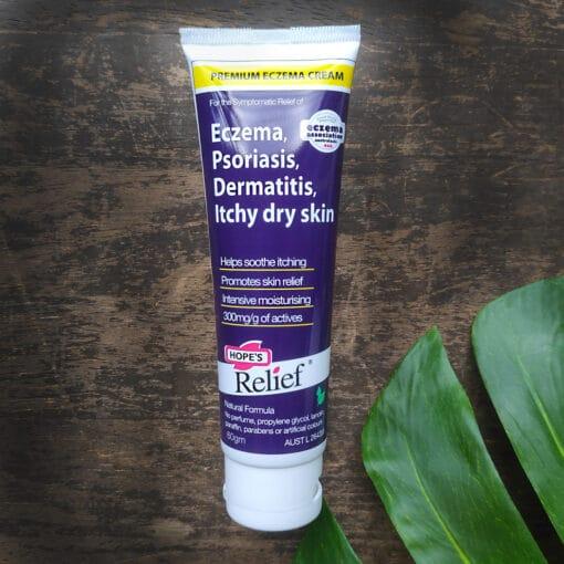 Hope's Relief Premium Eczema Cream (60g)