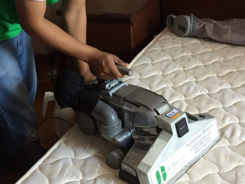 Professional Mattress Cleaning to Get Rid of Dust Mites