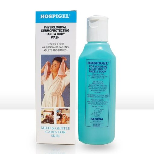 HOSPIGEL® Body Wash (180ml) x 2