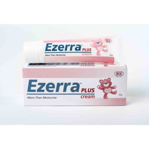 [Twin Bundle] Ezerra PLUS Cream 50g x 2