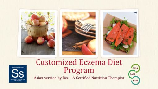 Eczema Diet – Nutrition Therapist Consultation