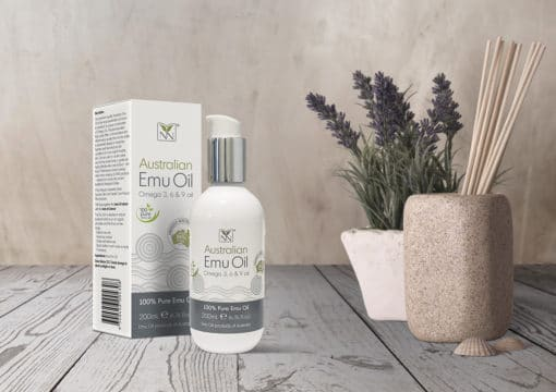 Y-Not Natural Omega 3,6 & 9 Oil 100% Pure Emu Oil (200ml)