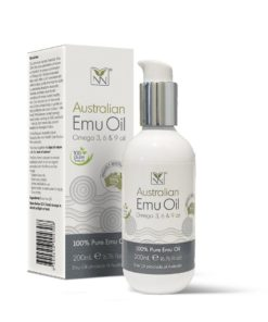[Bundle Offer] Y-Not Natural Omega 3,6 & 9 Oil 100% Pure Emu Oil (200ml) x 2