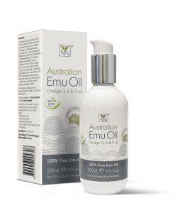 [Bundle Offer] Omega369 Australian Pure Emu Oil (200ml) x 2