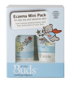 [Discontinued] Buds Organics Eczema Mini Pack-Travel Size