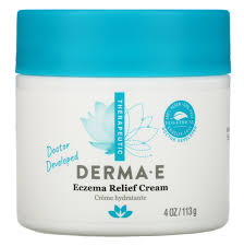 Derma E – Eczema Relief Cream (formerly Psorzema Cream) 113g
