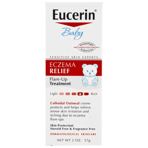 [Clearance Exp. 02/22] Eucerin Baby Eczema Relief Flare-Up Treatment (57g)