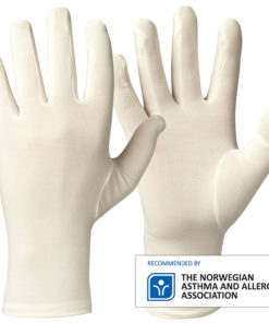 Adult Bamboo Eczema Gloves