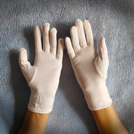 Adult Bamboo Eczema Gloves