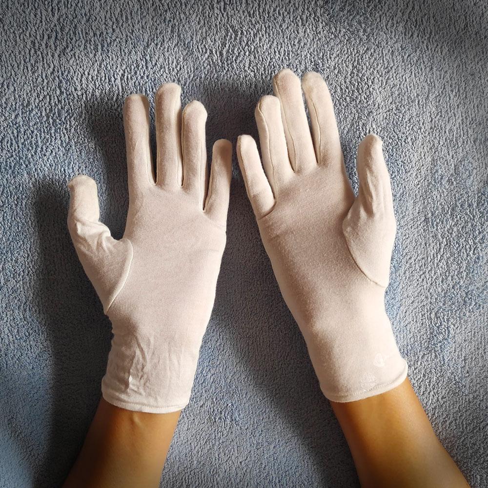 Bamboo eczema gloves adult size singapore