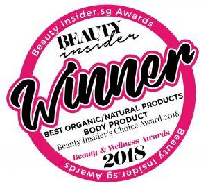 Emu oil award winner singapore - beauty insider 2018 - best natural organic product
