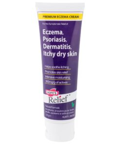 Hope's Relief Premium Eczema Cream (60g)