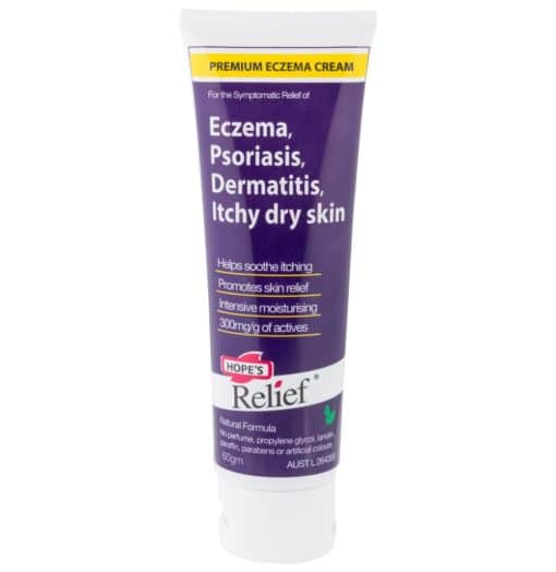 [Twin Bundle] Hope's Relief Premium Eczema Cream (60g) x 2