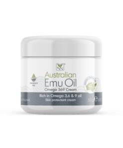 [New Improved Formula] Y-Not Natural Omega 369 Eczema Cream with Emu Oil (50g)