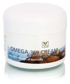 Y-Not Natural Omega 369 Eczema Cream with Emu Oil (50g)