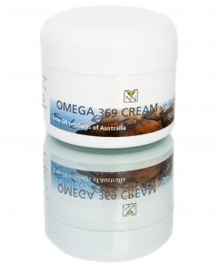 Omega 369 Pure Emu Oil Eczema Cream with Vitamin E (50g)