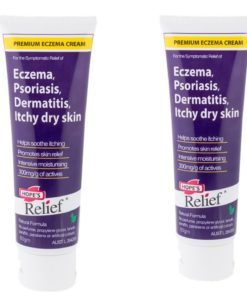 [Twin Bundle] Hope's Relief Premium Eczema Cream (60g) x 2