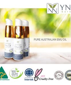 Y-Not Natural Omega 3,6 & 9 Oil 100% Pure Emu Oil (15ml travel size)