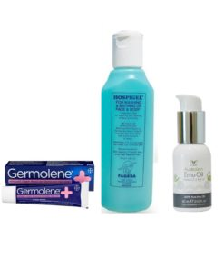 Eczema/Sensitive Skin Wound Care Set