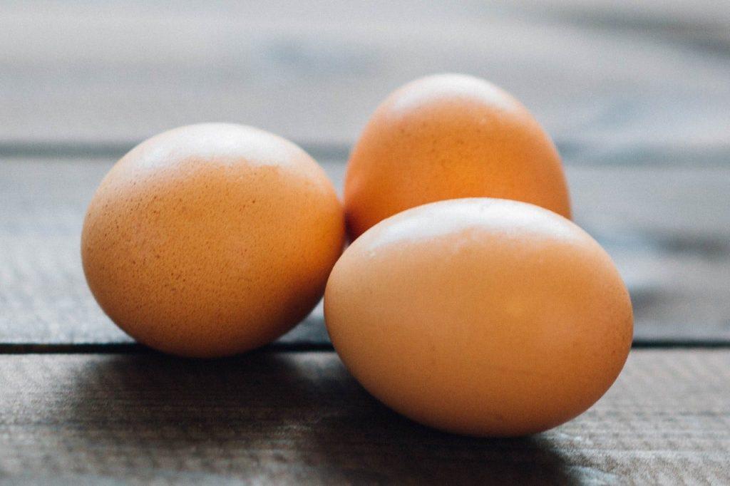 Eggs allergy causing