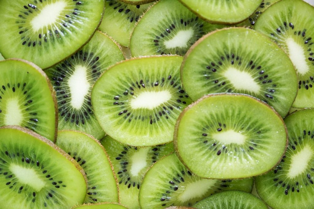 Kiwi is another food that may trigger eczema