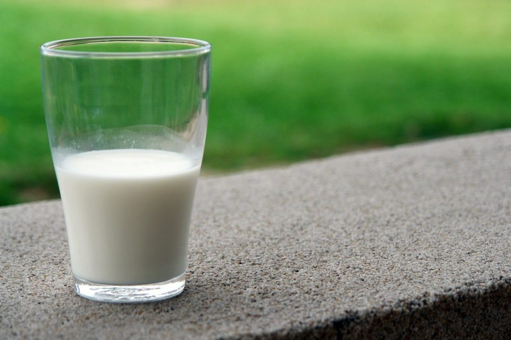 Dairy may trigger eczema