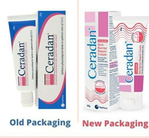 [Discontinued] Ceradan Barrier Repair Cream 80g