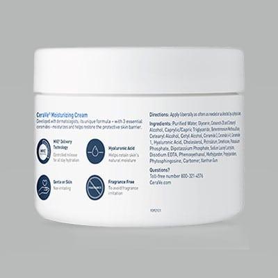 CeraVe Moisturizing Cream (453g)
