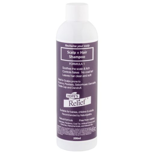 Hope's Relief – Itchy Flaky Scalp Care – Shampoo & Conditioner (200ml)