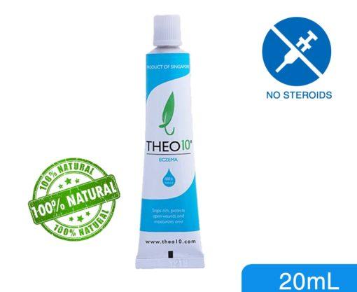 [Bundle Deal] Theo10 Eczema Cream (20ml) x 3