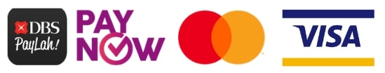 Skinshare.g payment options paylah paynow visa mastercard