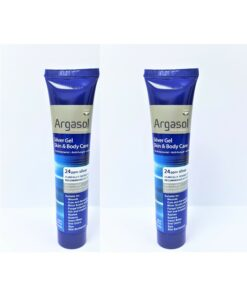 [Twin Bundle] Argasol Silver Gel, 24ppm (118ml) x 2