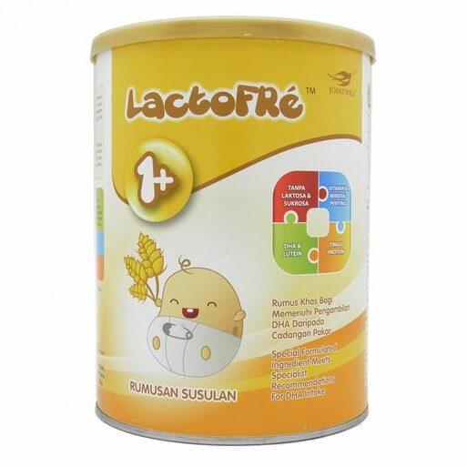 Lactofre 1+ dairy-free milk formula