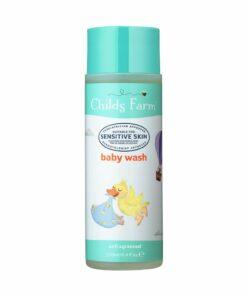 Childs Farm Baby Wash Fragrance-Free (250ml)
